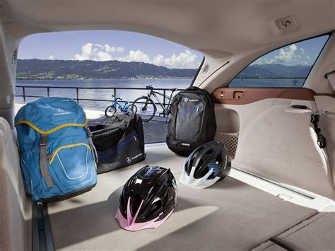 mercedes lifestyle accessories genuine summer with the geniune mercedes accessories