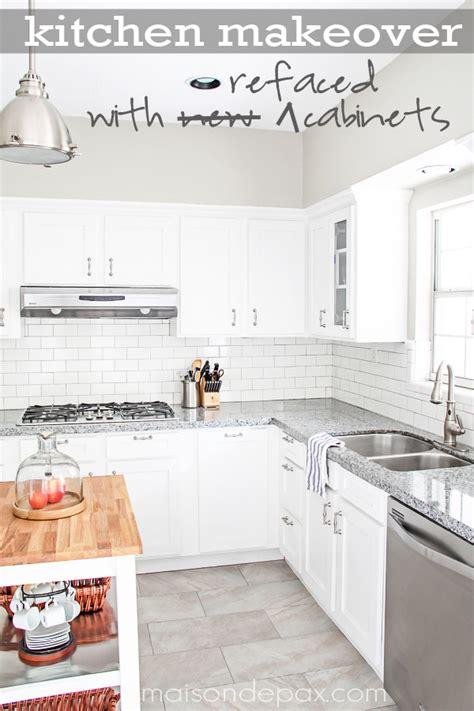 diy refacing kitchen cabinets ideas pirelcarent home cot rnovation maison charmante cette maison en meulire