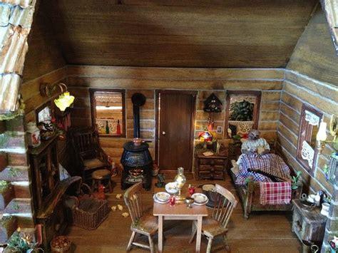 diy log cabin kits miniature log cabin dollhouses 338 best miniature log cabins images on pinterest doll