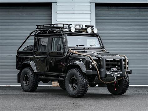 land rover spectre land rover defender thor quot spectre styled quot 110 x