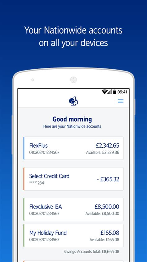 nationwide banking app android apps  google play