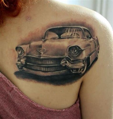 car tattoo car images designs