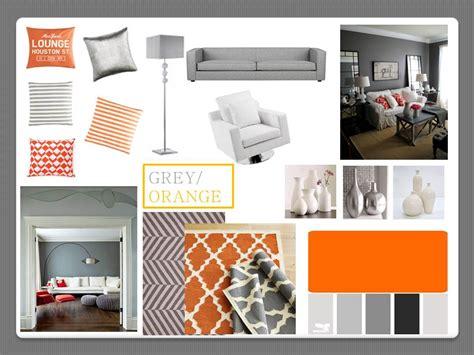 Cb2 Orange Chair Grey And Orange Livingroom On Pinterest 47 Pins