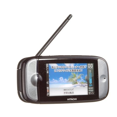 Toshiba T003 Casio W41ca kddi introduces seven new 3g handsets wireless japan