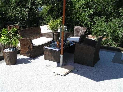 steinteppich terrasse nachteile steinteppich auf der terrasse forum auf energiesparhaus at