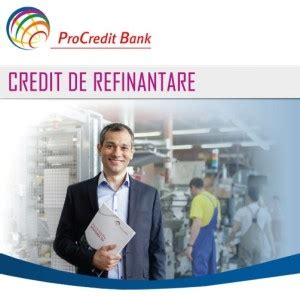 procredit bank contact credit refinantare procredit bank