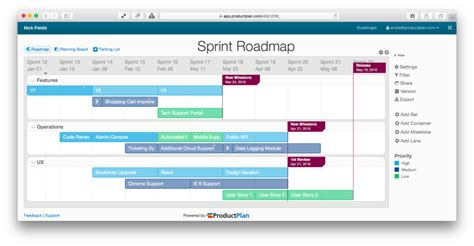 Is Agile Project Management A Good Idea Project Management Roadmap Template Free