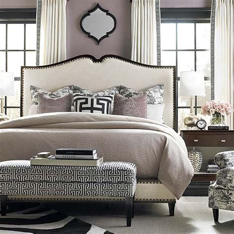 Bedroom With Grey Upholstered Bed Best 25 Upholstered Beds Ideas On Grey