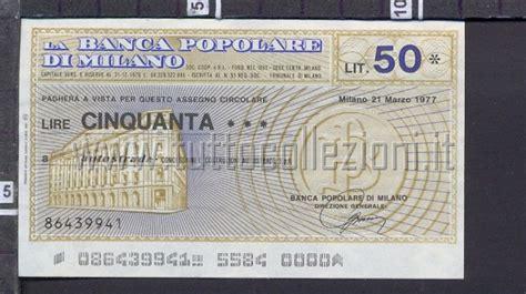 popolare di milani collezione di numismtica collection of coins