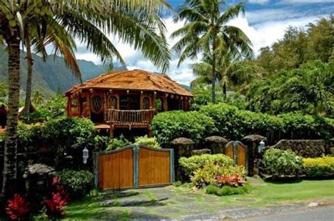 Small Homes For Sale Oahu Hawaii Hobbit House Vintage Wedding Location 2