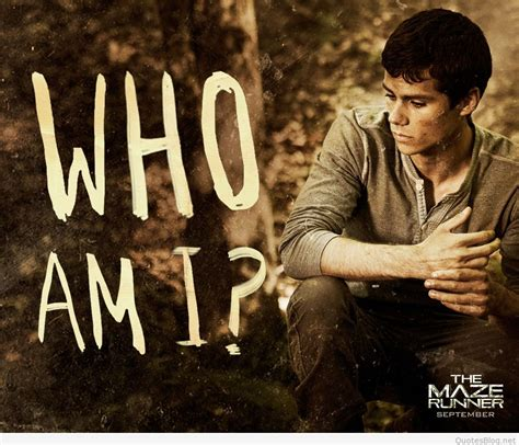 film come maze runner the maze runner movie quotes