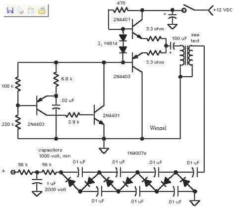 insulation tester circuit diagram insulation tester circuit diagram circuit and schematics