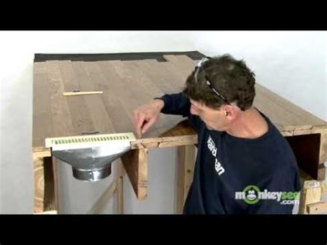 How To Get Squeaks Out Of Floors by Fixing Squeaks Hardwood Floors