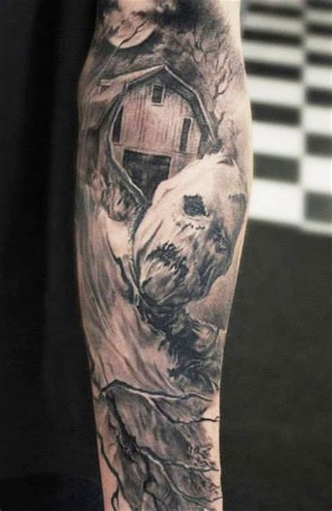 scarecrow tattoo 17 best images about scarecrow tattoos on to