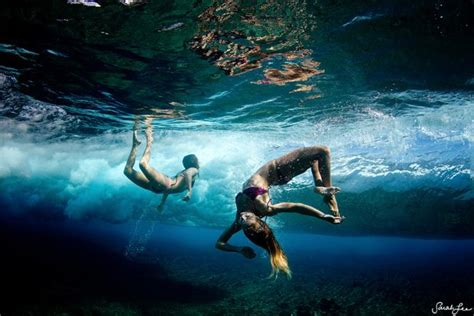 Photographing Surfers Underwater: How Sarah Lee Makes it Happen