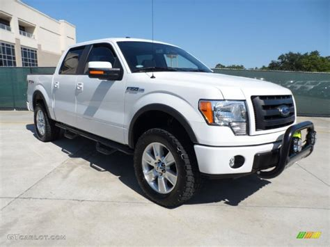 Ford F150 2010 by 2010 Oxford White Ford F150 Fx4 Supercrew 4x4 49390520