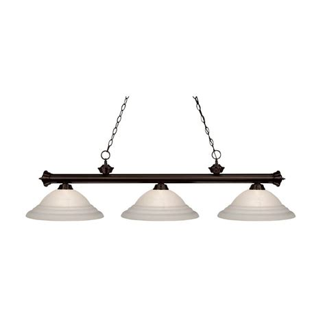 Bronze Island Lighting Filament Design Coastal Bronze 3 Light Bronze Island Light Cli Jb 035254 The Home Depot
