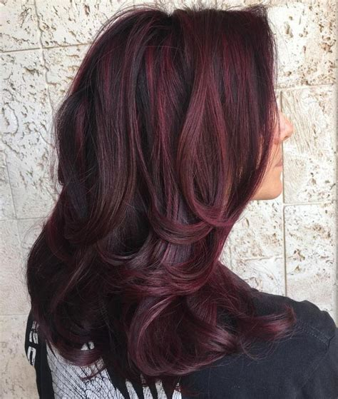 best 25 burgundy hair ideas on