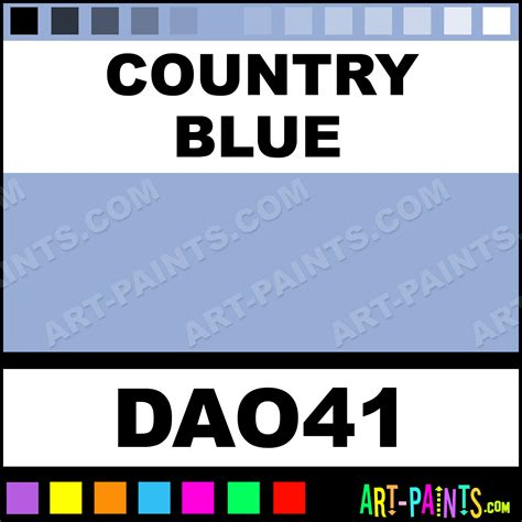 country blue americana acrylic paints dao41 country blue paint country blue color decoart