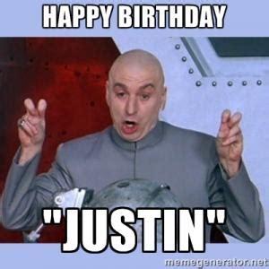 Justin Bieber Birthday Meme - happy birthday jokes kappit