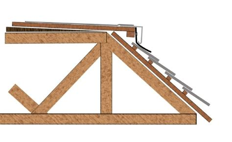 loft roof repair flat roof with mansard drawing detail search