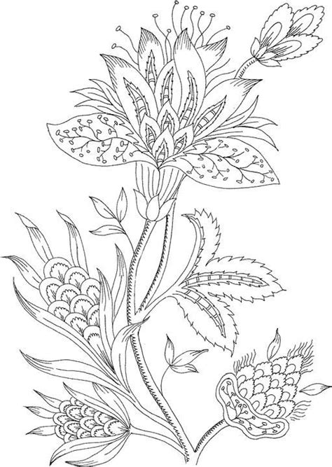 coloring pages for adults abstract flowers flower coloring pages for adults little bit difficult