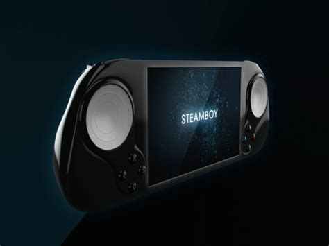 fully charged  steamboy machine   handheld steam pc  xbox  update detailed
