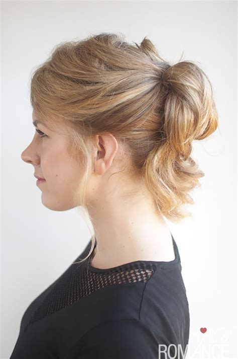 short haircuts can still put in ponytail haircuts you can put in a pony tail the pinned up ponytail