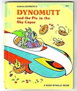 pie in the sky a self help book for business and books dynomutt and the pie in the sky caper book jr