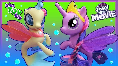 My Pony The 2017 Twilight Sparkle Glitter Style Seapony glitter and style seapony princess skystar twilight
