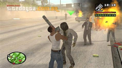 mod game zombie mod alarme zumbi zombie alarm para gta san andreas v