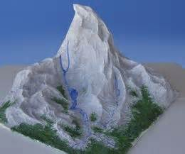 How to make a mountain out of paper machethumbnail