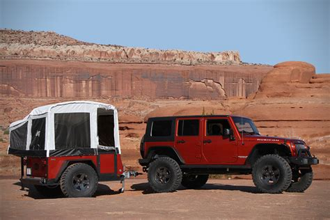 Jeep Off Road Cer Trailers Hiconsumption