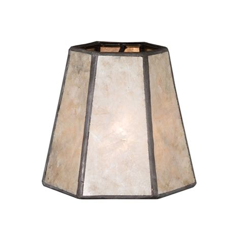 Mica Chandelier Shades Clip On And Mini Shades