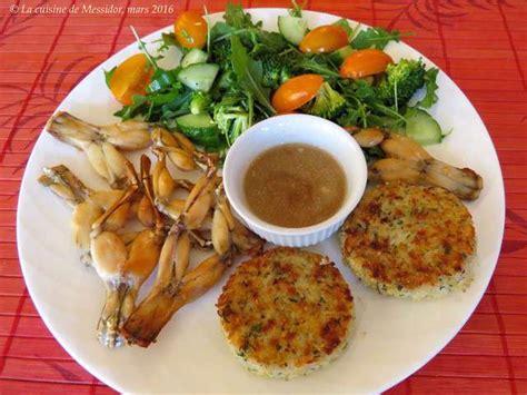 grenouille cuisine recettes de grenouilles et sauces