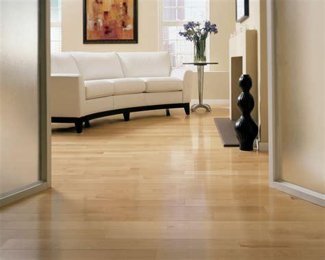 "3/4"" x 2 1/4"" Prefinished Natural Maple Hardwood Flooring"