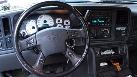 2003 chevrolet silverado 1500 ss interior pictures