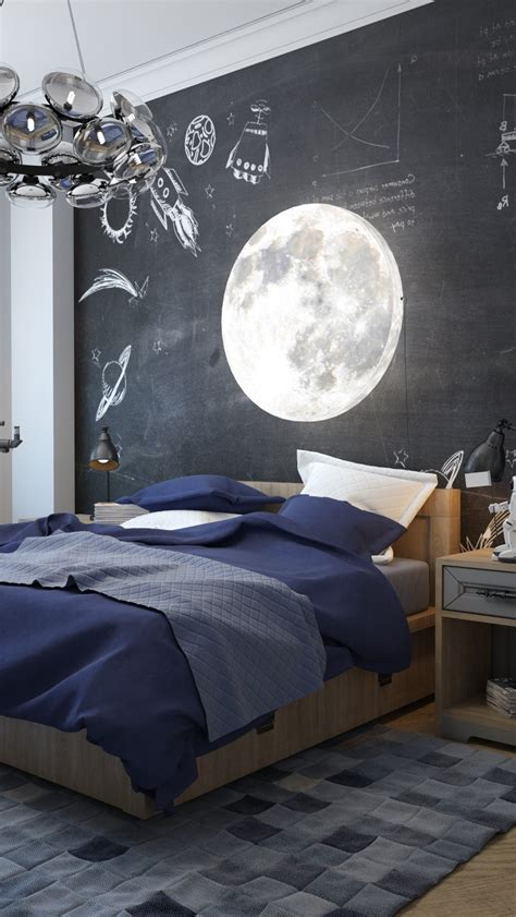 Bedroom Wall Design Ideas For Teenagers by Colorful Rooms With Plenty Of Playful Style