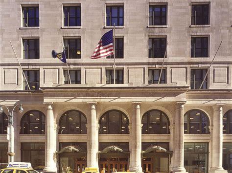18th floor library the city of new york gwathmey siegel kaufman