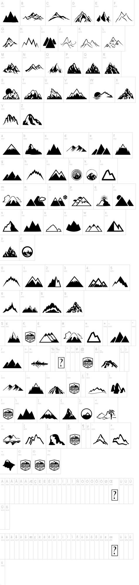 fire on the mountain font dafont com mountain font dafont com