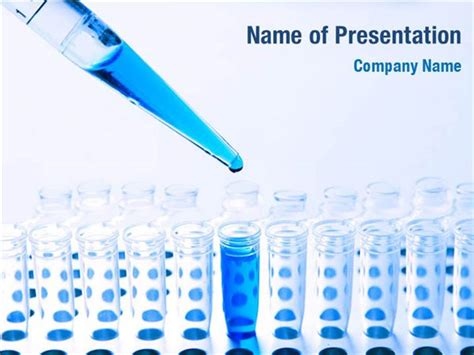 powerpoint themes laboratory medical test powerpoint templates medical test
