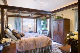 Elegant master bedroom prestige properties