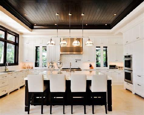 ceiling ideas kitchen 2018 wood ceilings give a warm look to your kitchen