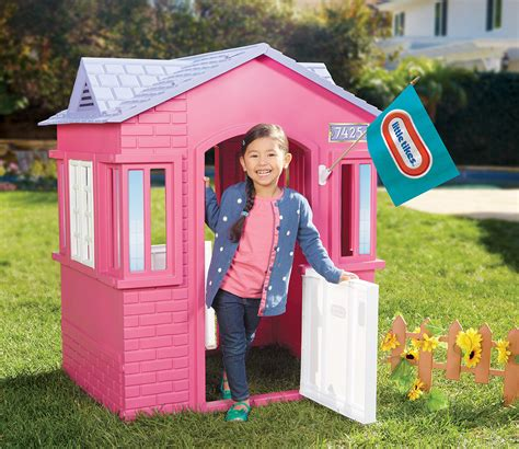 Little Tikes Cape Cottage Pink Tikes Pink Cottage