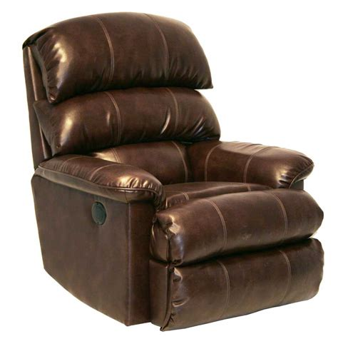wall away recliners catnapper templeton bonded leather inch away wall hugger