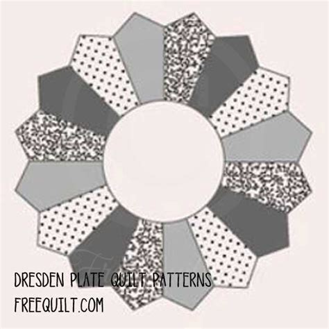 dresden plate template free dresden plate quilt patterns free quilt pattern