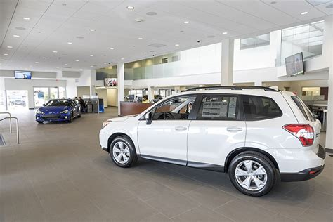 Morries Minnetonka Subaru by Morrie S Minnetonka Subaru S Remodel Is Complete