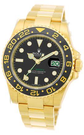 Rolex Gmt Master Ll Ceramic All Gold rolex gmt master ii 116718 gold ceramic world s best