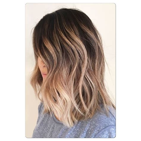 best hair color for a hispanic with roots best 25 asian balayage ideas on pinterest