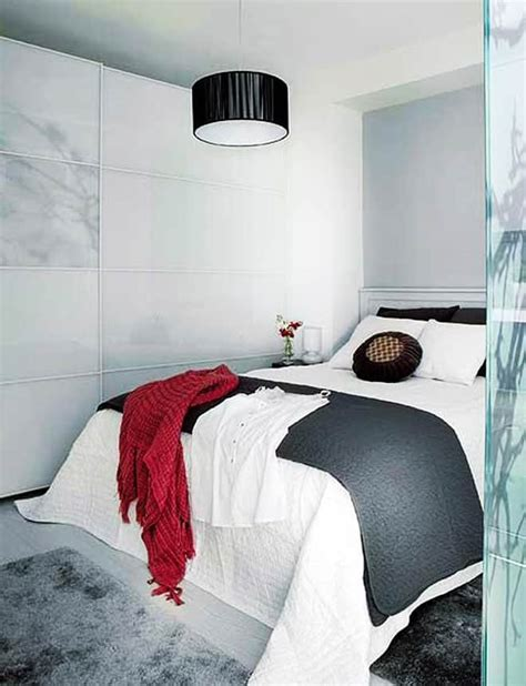 Square Bedroom Design Great Interior Design Of A Small 40 Square Meter Apartment